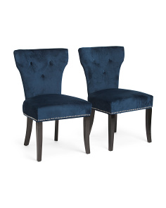 Set Of 2 Bicci Mistral Chairs
