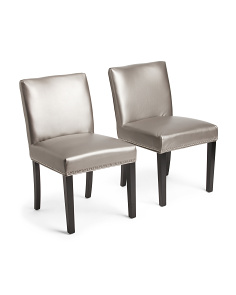 Set Of 2 Edwin Flurry Chairs