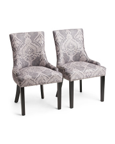 Set Of 2 Mckenzie Sinclair Chairs
