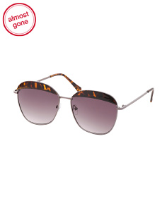 Retro Designer Sunglasses