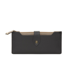 Blair Sandy Leather Wallet