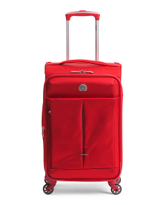 22in Expandable Spinner Carry-on