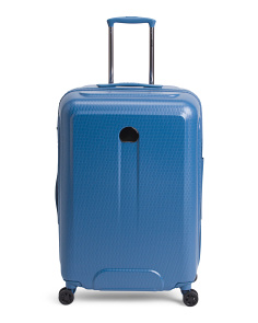 25in Embleme Trolley Suitcase