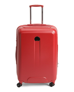 25in Hardside Embleme Trolley Suitcase