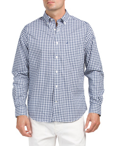 Long Sleeve Woven Shirt