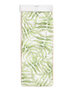 14x72 Leon Leaf Table Runner