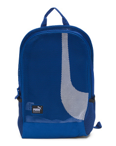 Screen Mesh Backpack
