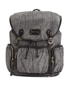 Flap Top Backpack