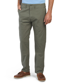 Stretch Chino Dusty Panama Pants