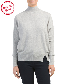 Made In Italy Wool Blend Sweater