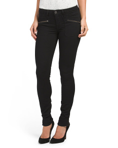 Made In USA The Moto Skinny Jeans