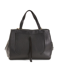 Made In Spain Leather Tote