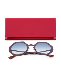 Made In Italy Boutique Sunglasses With Case