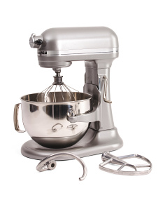 Professional 6 Qt Pro Bowl Lift Stand Mixer
