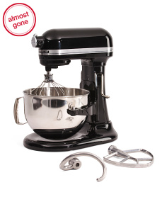 Professional 6qt Pro Bowl Lift Stand Mixer