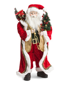 3ft Santa Decor
