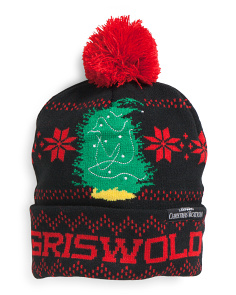 Fair Isle Pom Griswold Hat