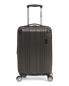 20in Bravo Hardside Spinner Carry-on