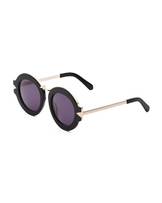 Maze Designer Sunglasses With Case