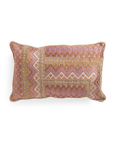 13x21 Vintage Look Pillow