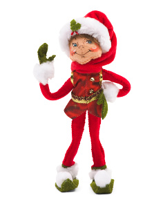9in Christmas Delights Elf