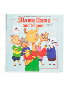 Kids Llama Llama And Friends