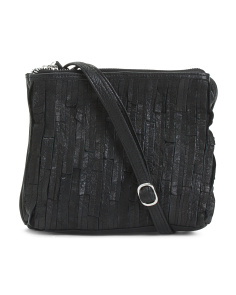 Fay Leather Crossbody