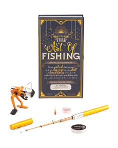 The Art Of Fishing Set