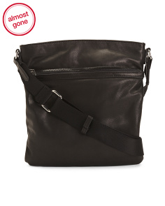 Sport Leather Crossbody