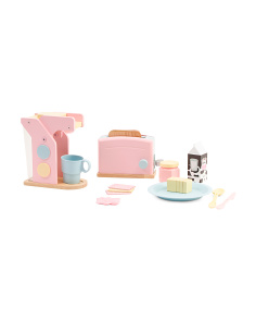 Coffee & Toaster Playset