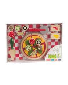 31pc Pizza Play Set