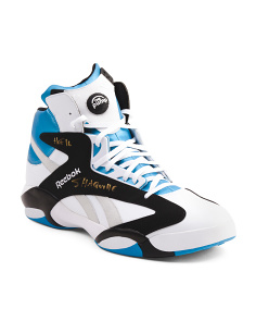 Shaquille O'Neal Signed Sneaker