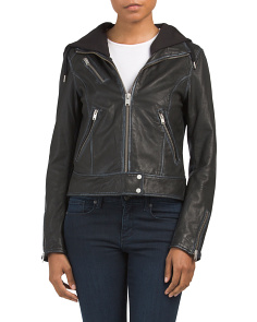 Winona Leather Jacket