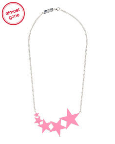 Designed In UK Graduated Celestial Necklace