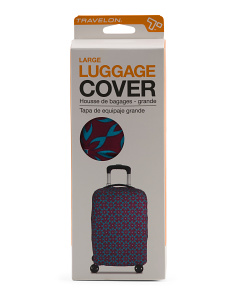 Large Spandex Luggage Cover