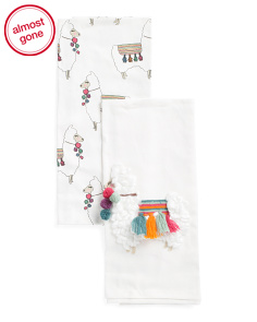 Made In India 2pc Kitchen Towels