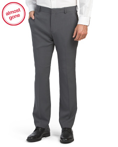 Slim Fit Stretch City Trousers