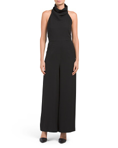 Australian Designer Backless Jumpsuit