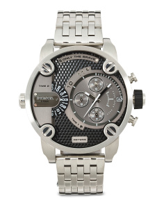 Men's Little Daddy Chronograph Strap Watch