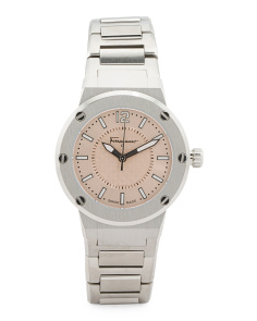 Women's Swiss Made F80 Bracelet Watch