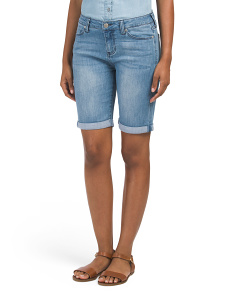 Devonshire Bleach Boyfriend Shorts