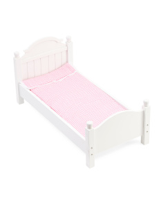 18in Doll Single Bed