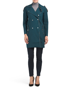 Juniors Sailor Trench