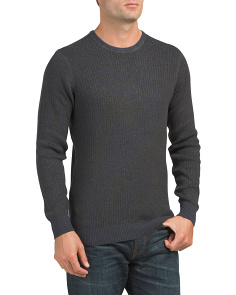 Core Marled Sweater