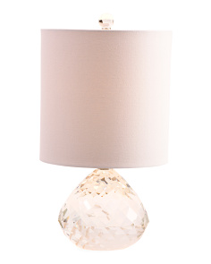 Solid Crystal Luxury Lamp
