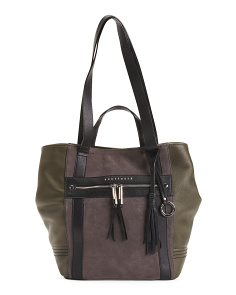 Soft Leather Hero Tote