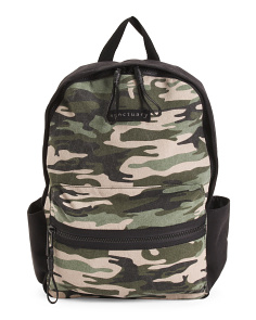 Downtown Canvas Backpack