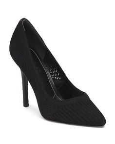 Stocking Stretch Pointy Toe Pumps