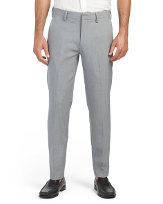 Slim Fit Stretch Comfort Pants