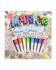 Marker Everything Book